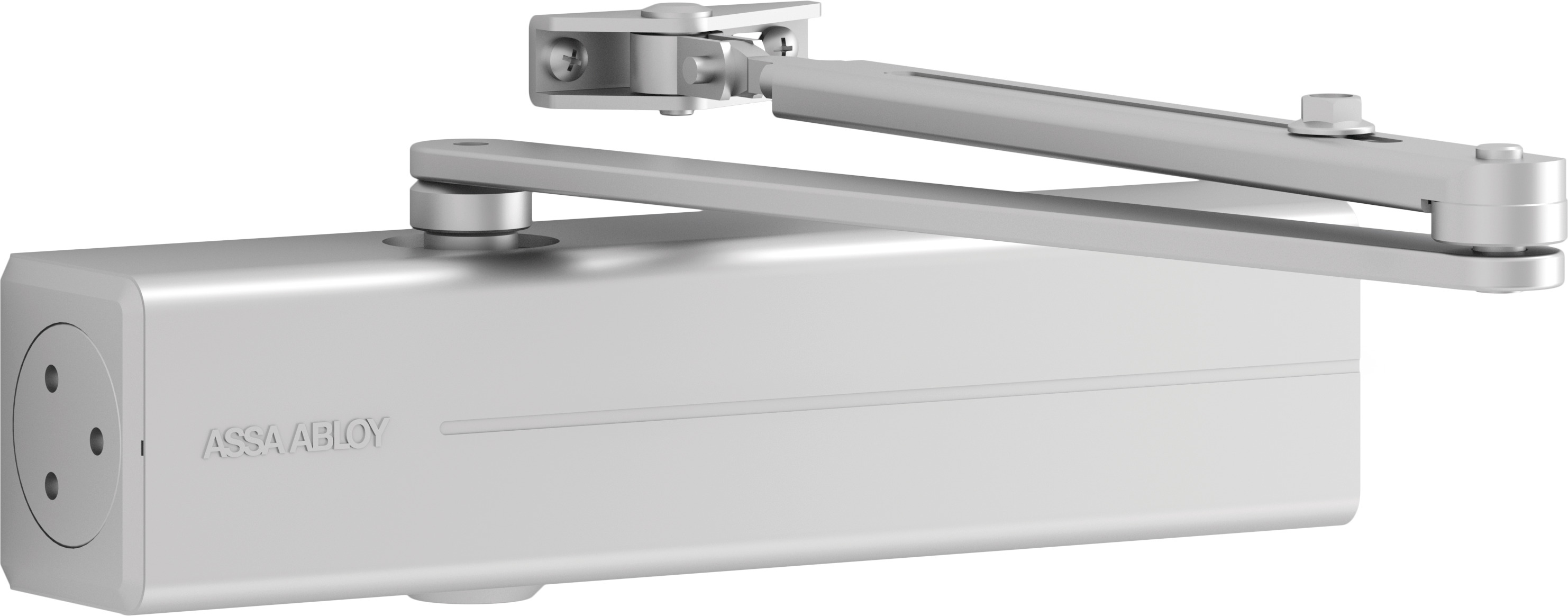 DC300DA - Door closer - Overhead door closer with drive rod - Rack