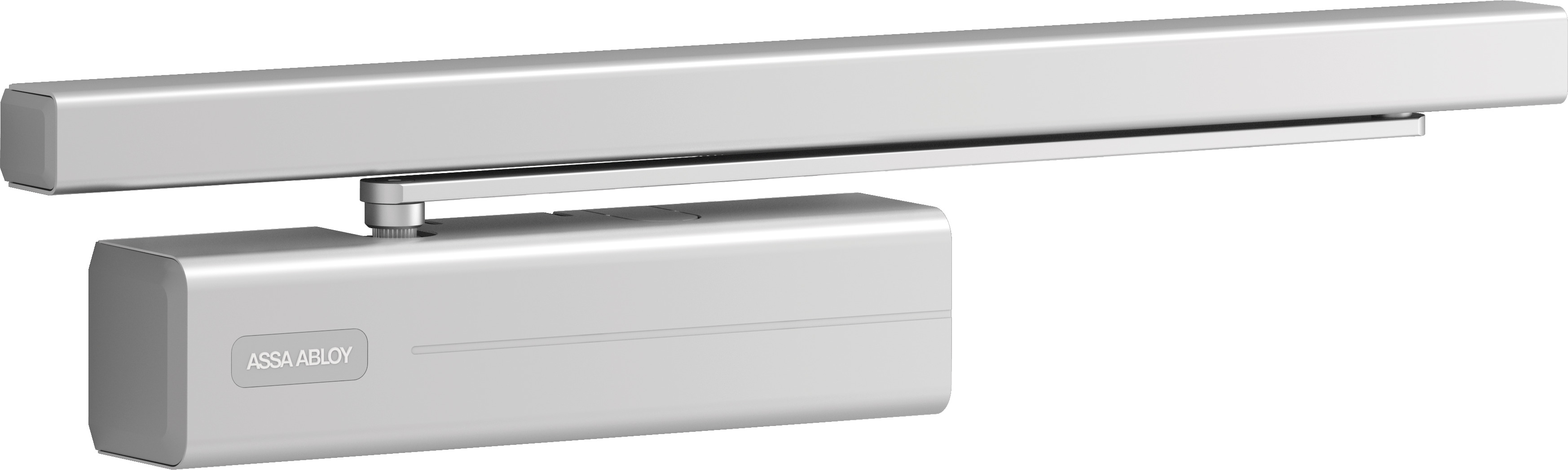 Dc700 With G460 Guide Rail Door Closers Single Leaf