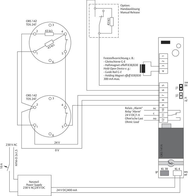 smoke detector activation device assa abloy rz100 accessories rh secure effeff de assa abloy maglock wiring diagram