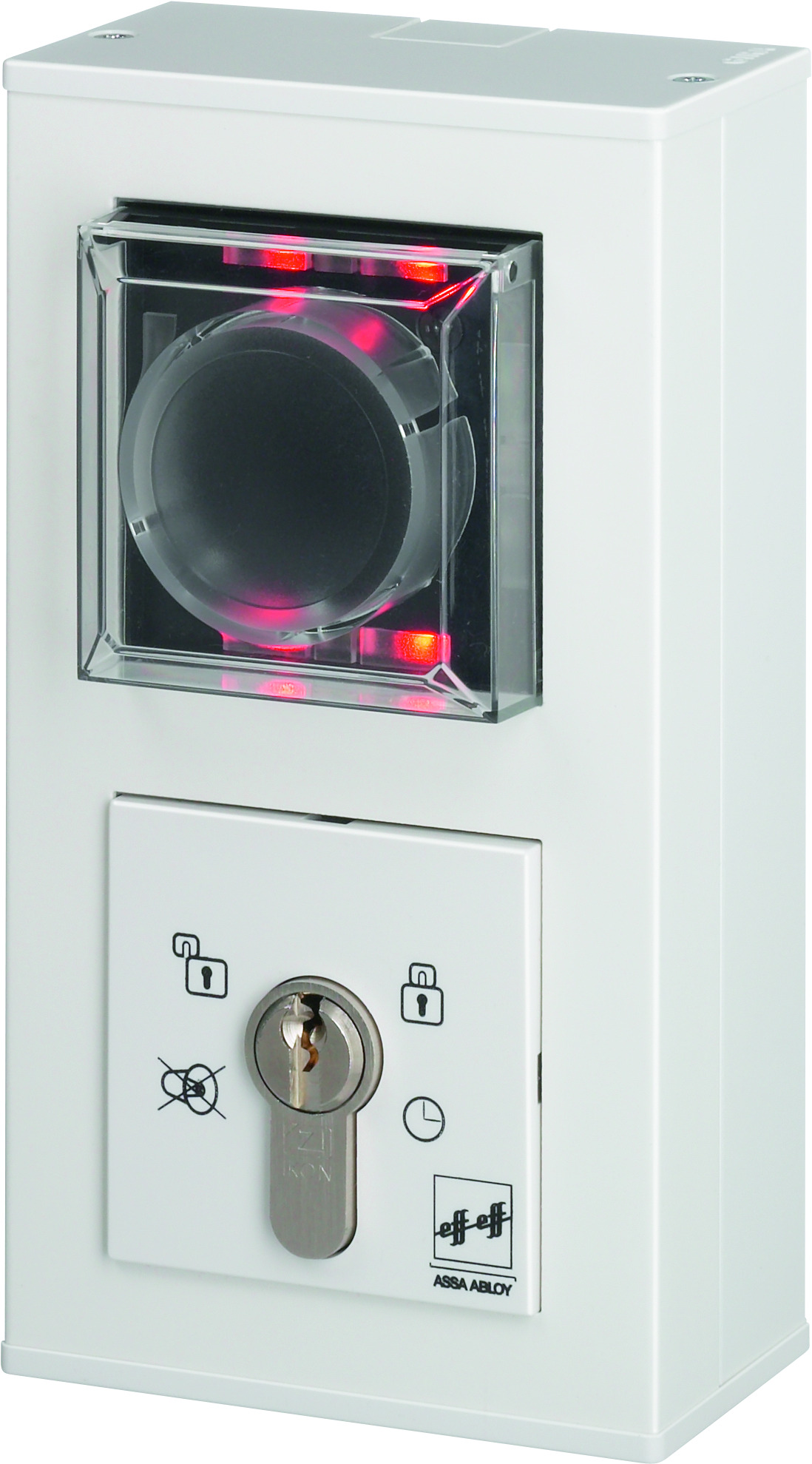 Surface-Mounted Door Monitoring Unit Model 1385T-11 & 1385T11-7 - Model 1385T 12/24 V DC with TS bus surface mount - Door ...