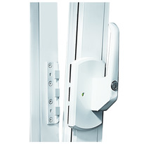 Window and balcony door locking devices